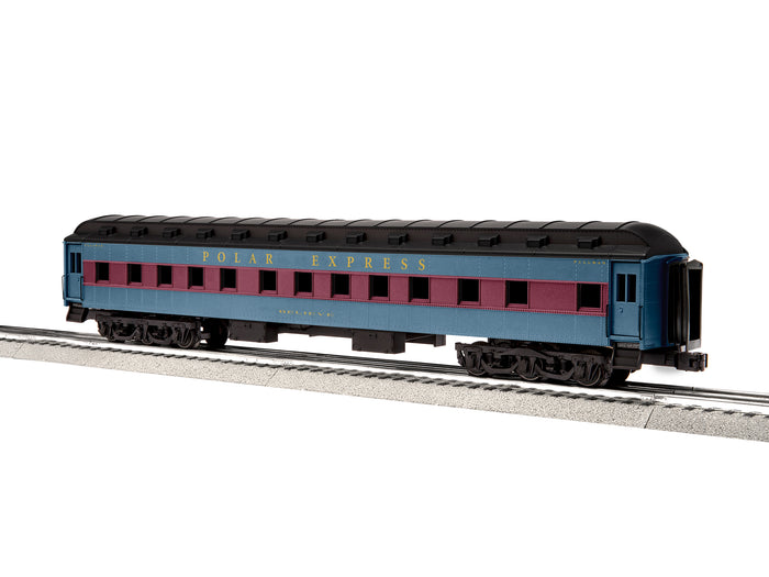 "Lionel 2127341 - Sleeping Passenger Car ""The Polar Express"" #Believe (Black Roof)"