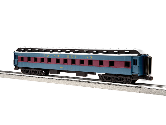 "Lionel 2127351 - Sleeping Passenger Car ""The Polar Express"" #Believe (White Roof)"