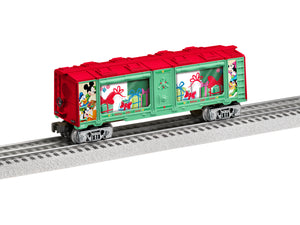 Lionel 2128350 Mickey & Friends Christmas Present Car