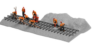 Lionel 2129050 - Operating Track Laying Crew