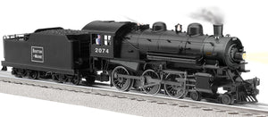 "Lionel 2131050 - Legacy 4-6-0 Steam Locomotive ""Boston & Maine"" #2074"