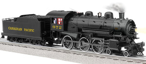 "Lionel 2131060 - Legacy 4-6-0 Steam Locomotive ""Canadian Pacific"" #972 (Railtours)"