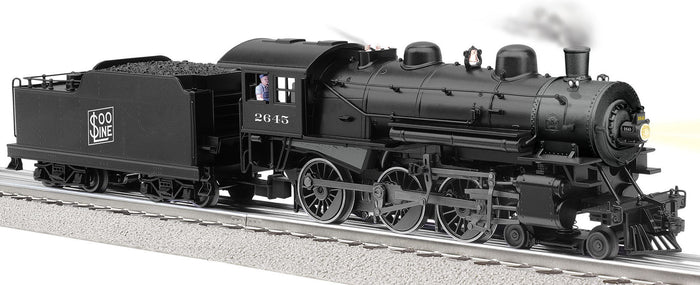 "Lionel 2131100 - Legacy 4-6-0 Steam Locomotive ""Soo Line"" #2645"