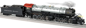 "Lionel 2131200 - Legacy 2-8-8-2 Steam Locomotive ""Northern Pacific"" #4501"