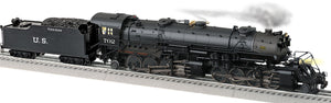 "Lionel 2131230 - Legacy 2-8-8-2 Steam Locomotive ""Virginian"" #702"