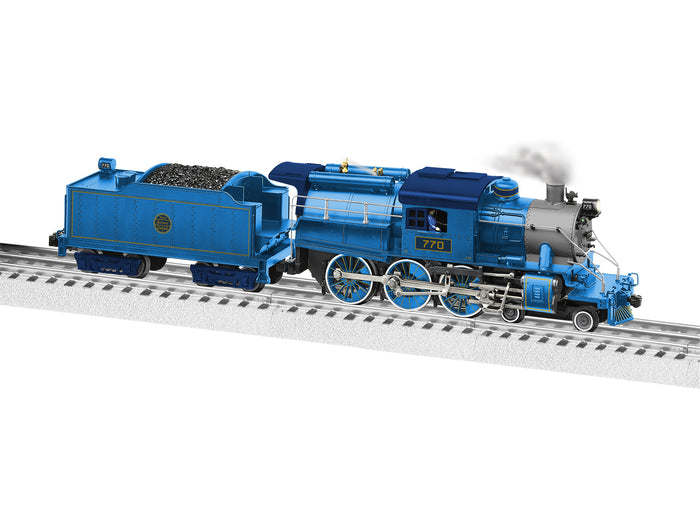 "Lionel 2131390 Camelbacks Central New Jersey ""Blue Comet"" #770"