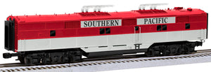 "Lionel 2133029 - Legacy Superbass ""Southern Pacific"" E7B #6000C (Golden State)"