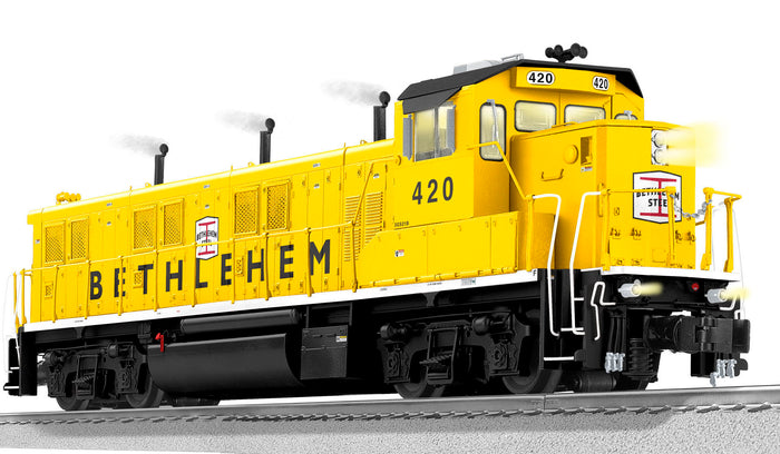 "Lionel 2133090 - Legacy Genset Switchers ""Bethlehem Steel"" #420"