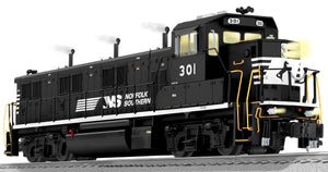 Lionel 2133120 Genset Switchers Norfolk Southern #301