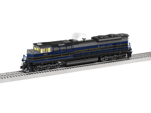 Lionel 2133332 SD70Ace Baltimore & Ohio #1987