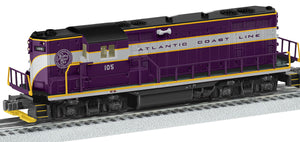 Lionel 2134010 GP7 Atlantic Coast Line #105
