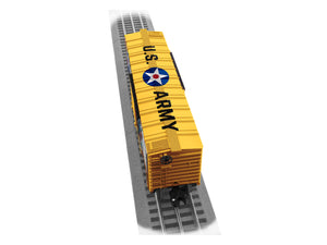 "Lionel 2138190 - U.S. Army Boxcar ""Wings of Angels - Jessie"""