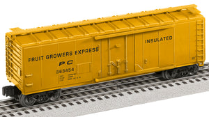 "Lionel 2143071 - Refrigerator Car RBL ""Fruit Growers Express"" #363454"