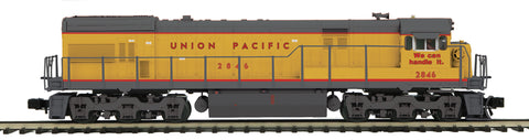"MTH 22-20926-2 - GE U30C Diesel Engine ""Union Pacific"" w/ PS3 (Scale Wheels)"