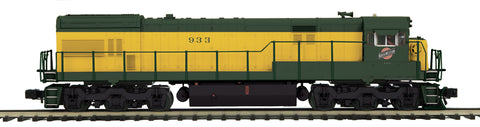 "MTH 22-20931-2 - GE U30C Diesel Engine ""Chicago & North Western"" w/ PS3 (Scale Wheels)"