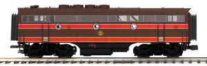 "MTH 22-20936-3 - F-3 B-Unit Diesel ""Chicago & Great Western"" (Non-Powered Scale Wheels)"