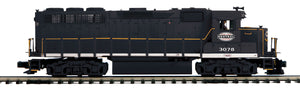 "MTH 22-21092-2 - GP-40 Diesel Engine ""New York Central"" w/ PS3 (Scale Wheels)"