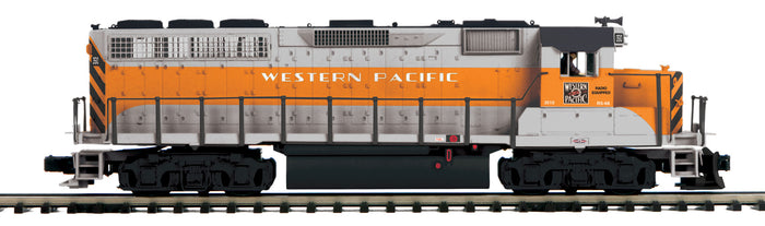 "MTH 22-21096-2 - GP-40 Diesel Engine ""Western Pacific"" w/ PS3 (Scale Wheels)"
