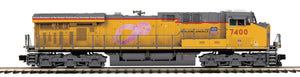 "MTH 22-21122-2 - ES44AC Diesel Engine ""Union Pacific"" w/ PS3 (Scale Wheels)"