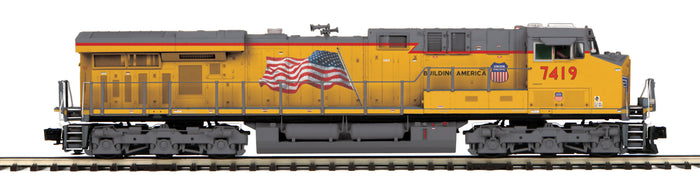"MTH 22-21123-2 - ES44AC Diesel Engine ""Union Pacific"" w/ PS3 (Scale Wheels)"