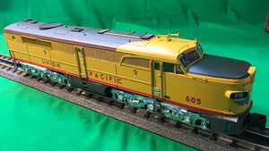 "MTH 20-21000-1 - Alco PA A Unit Diesel Engine ""Union Pacific"" #602 w/ PS3 (Hi-Rail Wheels)"
