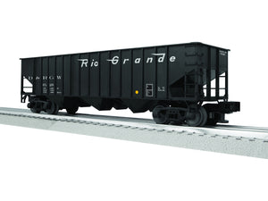 "Lionel 3-17060 - 14 Panel Hopper ""Rio Grande"" (6-Car)"