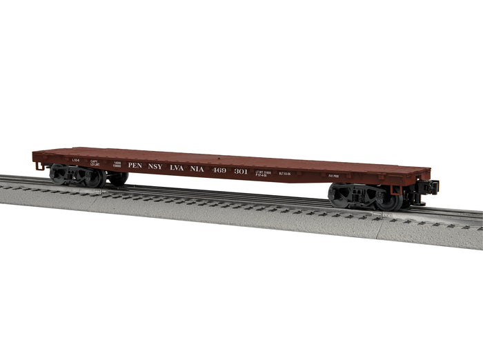 Lionel 3-17120 - LionScale - 50' Flatcars - Southern (6-Car)