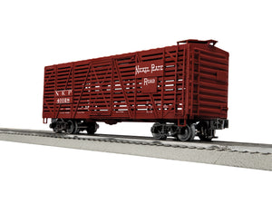 "Lionel 3-17270 -  LionScale - Stock Cars ""Nickel Plate Road"" (6-Car)"