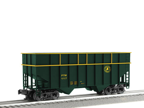 "Lionel 3-17290 -  LionScale - 3-Bay Woodchip Hoppers ""Portland Terminal"" (6-Car)"