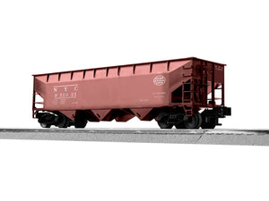 "Lionel 3-18130 - LionScale - AAR 3-Bay Hopper ""New York Central"" (6-Car)"