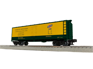 "Lionel 3-18210 - LionScale - Woodside Reefer ""Northwestern Refrigerated"" (6-Car)"