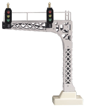 MTH 30-11009 - Cantilevered Signal Bridge
