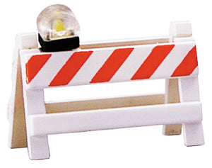 MTH 30-11021 - Flashing Barricade Set (4-Pack)
