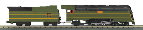 "MTH 30-1701-1 - 4-6-2 Crusader Steam Engine ""Canadian National"" w/ PS3"