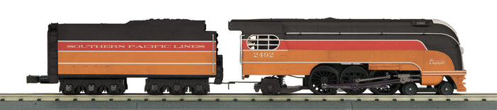 "MTH 30-1705-1 - 4-6-2 Forty-Niner Steam Engine ""Southern Pacific"" w/ PS3"
