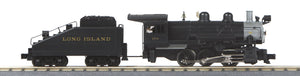 "MTH 30-1710-1 - 0-6-0 Imperial B-6 Switcher Steam Engine ""Long Island"" w/ PS3"