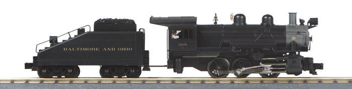 "MTH 30-1711-1 - 0-6-0 Imperial B-6 Switcher Steam Engine ""Baltimore & Ohio"" w/ PS3"