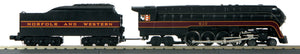 "MTH 30-1792-1 Norfolk & Western 4-8-4 Imperial ""J"" Northern Steam Engine w/Proto-Sound 3.0"