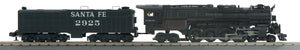 MTH 30-1793-1 Santa Fe 4-8-4 Imperial Northern Steam Engine w/Proto-Sound 3.0