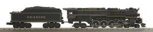MTH 30-1795-1 Reading 4-8-4 Imperial Northern Steam Engine w/Proto-Sound 3.0