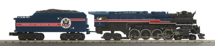 MTH 30-1796-1 American Freedom Train 4-8-4 Imperial Northern Steam Engine w/Proto-Sound 3.0