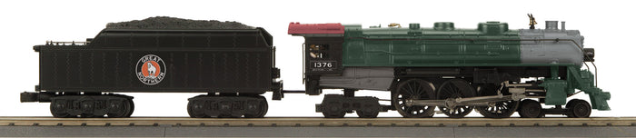 MTH 30-1801-1 Great Northern 4-6-4 Imperial Hudson Steam Engine w/Proto-Sound 3.0