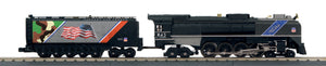 MTH 30-1803-1 Union Pacific 4-8-4 Imperial FEF Northern Steam Engine  w/Proto-Sound 3.0
