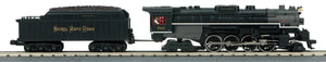MTH 30-1837-1 Nickel Plate Road 2-8-4 Imperial Berkshire Steam Engine w/Proto-Sound 3.0