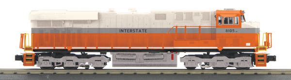 "MTH 30-20208-1 - ES44AC Imperial Diesel Engine ""Interstate"" w/ PS3"