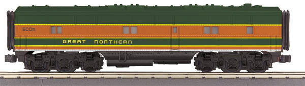 "MTH 30-20251-3 - E-6 B Unit Diesel Engine ""Great Northern"" (Non-Powered)"