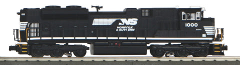 MTH 30-20367-1 Norfolk Southern SD70ACe Imperial Diesel Engine With Proto-Sound 3.0