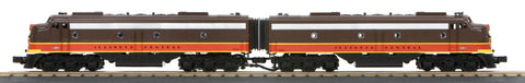 "MTH 30-20391-1 - E-8 AA Diesel Engine Set ""Illinois Central"" w/ PS3"