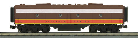 "MTH 30-20391-3 - E-8 B-Unit Diesel Engine ""Illinois Central"" (Non-Powered)"