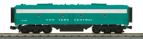 "MTH 30-20392-3 - E-8 B-Unit Diesel Engine ""New York Central"" (Non-Powered)"
